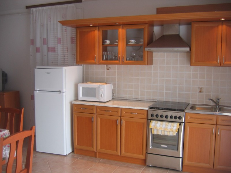 Balaton accommodation kitchen